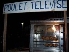 Une télévision à poulets... ;-)